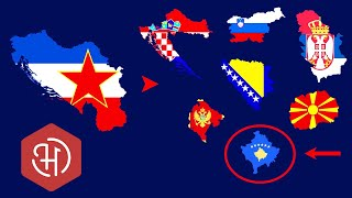 The Fall of Yugoslavia - The Four Yugoslav Wars Explained
