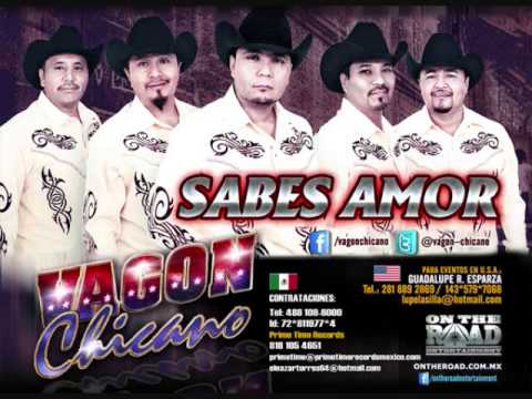 Sabes Amor - Vagon Chicano n Los Garcia Bros versions