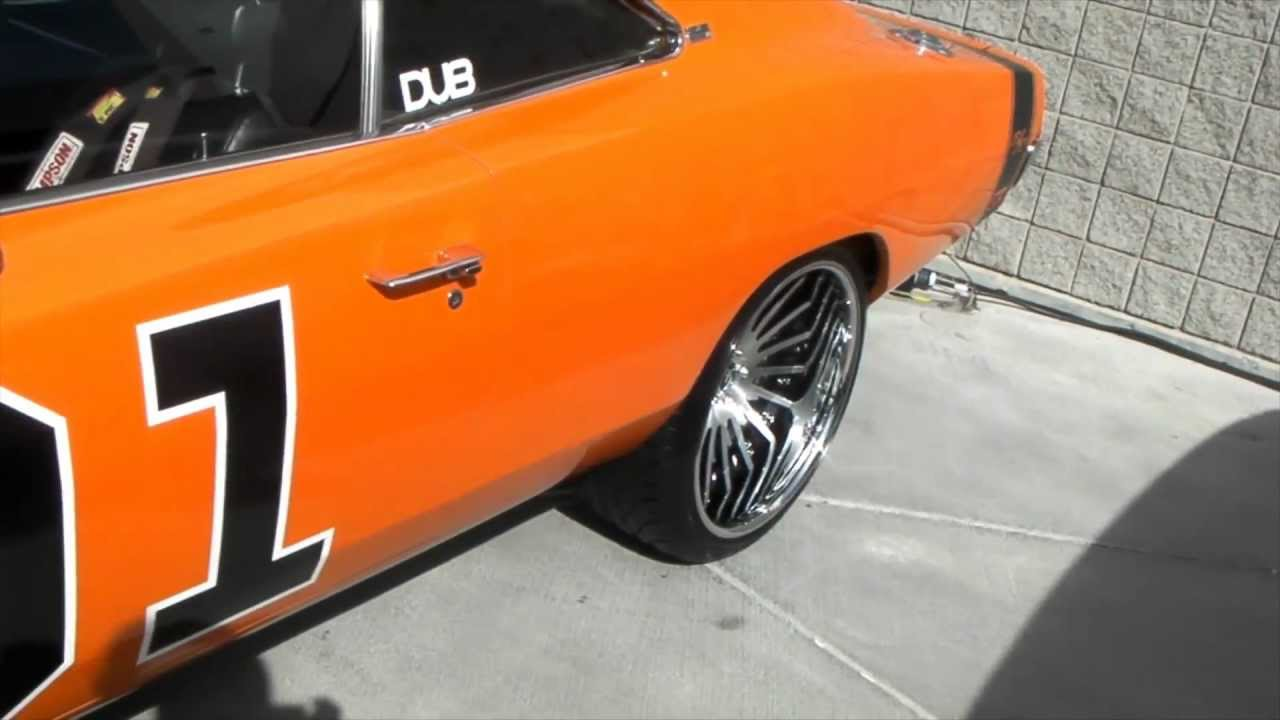 Dubsandtires Com 1969 Dode Charger Review 20 Inch Forgiato