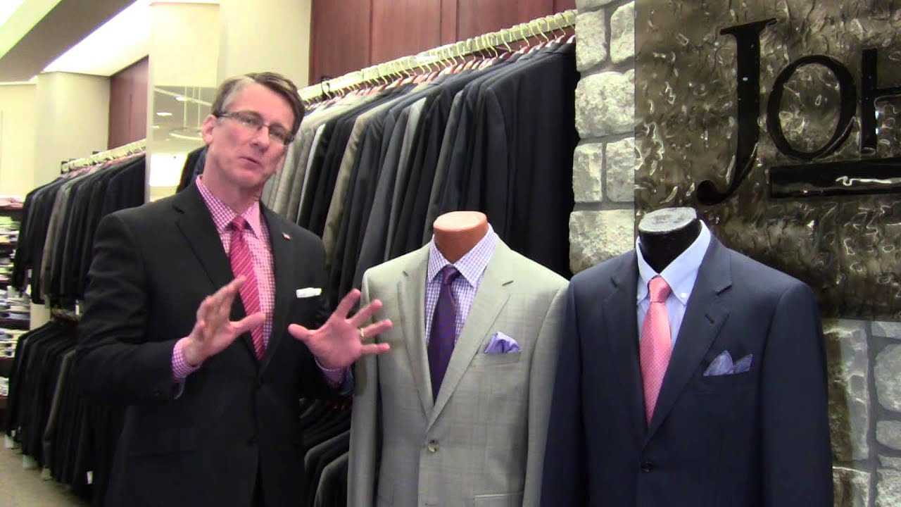Modern Fit Suits vs Traditional Fit Suits