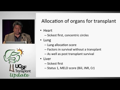Optimizing the Match Between Deceased Donors and Recipients - UCSF Kidney Transplant Program -