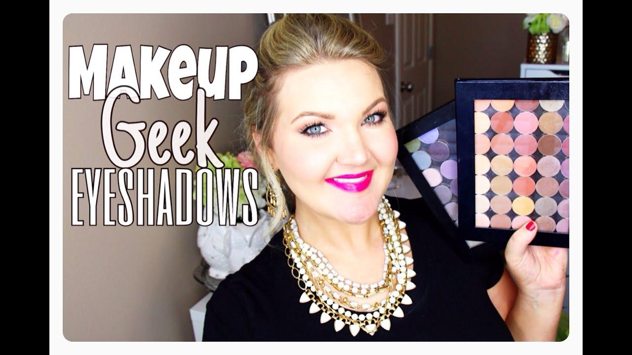 Makeup Geek Youtube Com Makeup Geek Eyeshadow