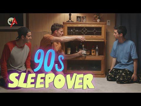 Liquor Cabinet (90s Sleepover Ep. 4 of 6)