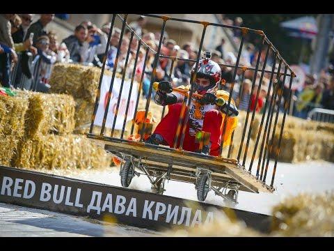 Soapbox Racing in Bulgaria - Red Bull Soapbox 2014