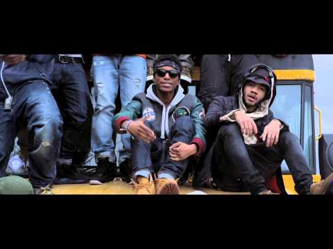 Pro Era - School High (Joey Bada$$, Dyemond Lewis, Kirk Knight, Nyck Caution) (Official Video)