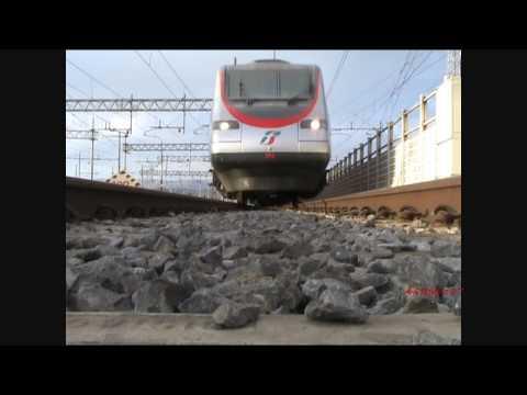 300esimo video!!!!!!!!!!!!!!!!!!!!!!!!!!!!!! Montaggio di alcuni video realizzati nei pressi del Deposito Locomotive di Firenze Romito posizionando la teleca...