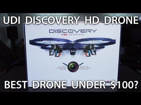 UDI U818A-1 Discovery HD Drone Review