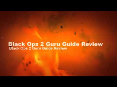 Black Ops 2 Guru Guide Review Black Ops 2 Guru Guide