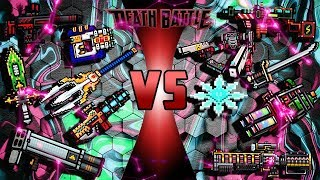 Pixel Gun 3D - Clan Weapons VS Event Weapons