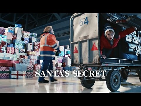 Finnair & Santa's secret