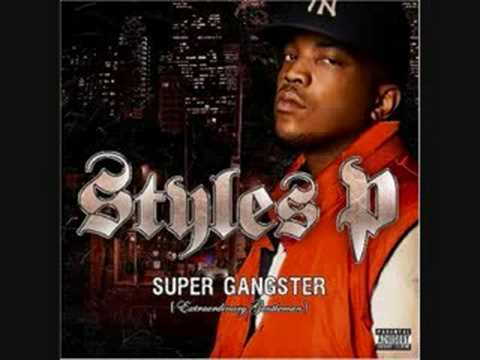 Styles P - Green piece of paper