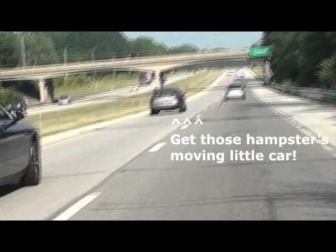Bad Driver of Central Indiana Episode 28 - Tired of the Morons