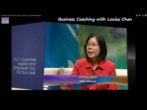 Business Coach Louisa Chan from Kuala Lumpur - Online Business Coaching