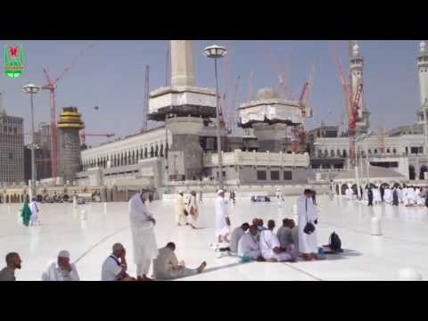 Beautiful Adhan Made in Mecca (Masjid Al-Haram)