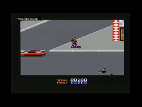 VGDB - Back to the Future Part II - SEGA Master System