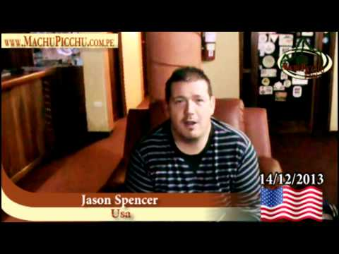 Jason Spencer - American tourist with Travel and Tourism agency