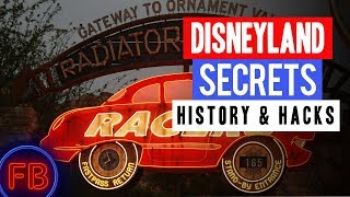 Beating the Radiator Springs Racers Line | Disneyland Hacks