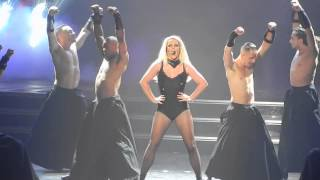"Britney Spears - ""Baby One More Time"" Breakdown & ""Oops...I Did It Again"" - Piece of Me 8/28/14"