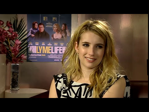 Emma Roberts talks about teen struggles, fashion and TV shows in UK interview for Lymelife