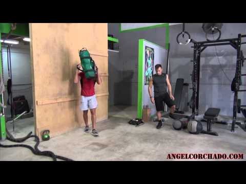 MMA Workout Routine Angel Corchado Pro Fight Camp Image 1