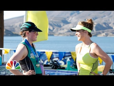 Rachel Wins the Triathlon - The Biggest Loser Highlight