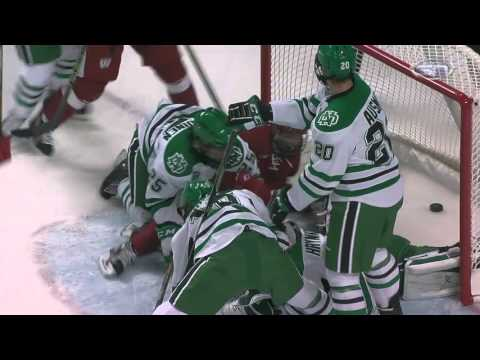 UND Hockey vs. Wisconsin November 6 Post Game Wrap