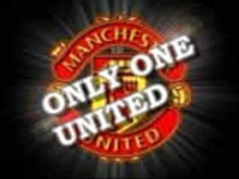 Manchester United - Song for the Champions (Suporters song) with Lyrics
