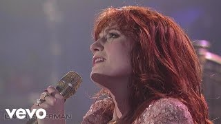 Download Lagu Florence + The Machine - Dog Days Are Over (Live on Letterman) Gratis STAFABAND