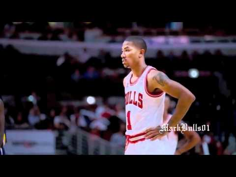 Derrick Rose - Wings [HD] 2012