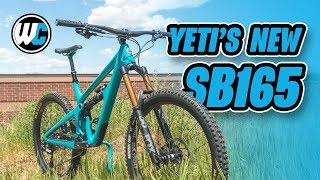 Yeti Cycles New Monster Bike - The SB165 (First Ride & Overview)
