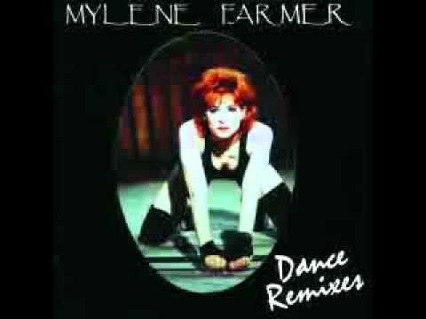 Mylene Farmer - QUE MON COEUR LACHE single mix