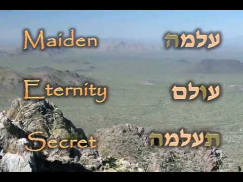 A History of Hebrew Part 10: The Hebrew Root System Video
