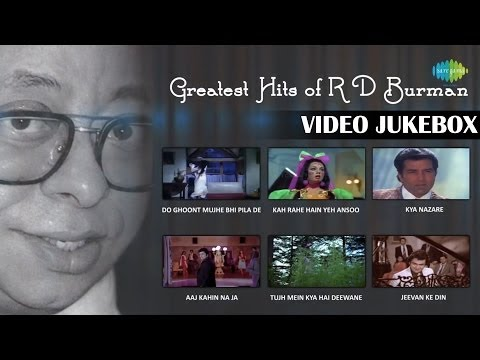 Greatest Hits Of R D Burman Video Songs | Memorable Bollywood...