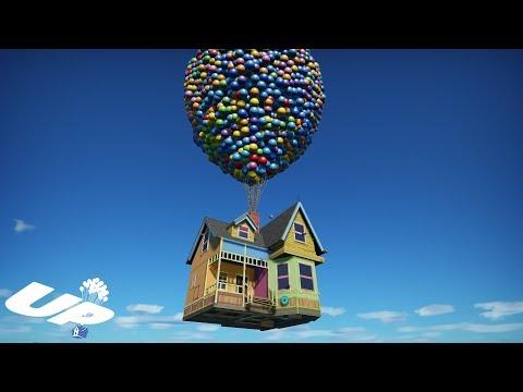 UP The Ride - Planet Coaster (Pixar)