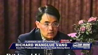 Suab Hmong News:  FLASHBACK Suab Hmong Radio interviewed by Oshkosh Hmong TV