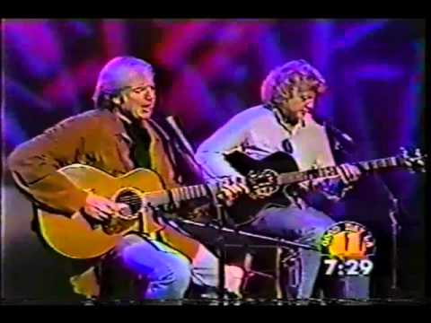 Justin Hayward and John Lodge - The Actor on Good Day LA 1994