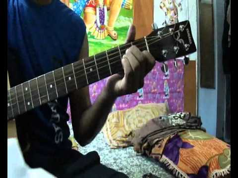 Tere Bina Lagta nahi mera jiya (guitar) : Tuhin