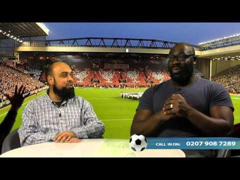 Arsenal Fan vs Liverpool Fan - Comedy Gold