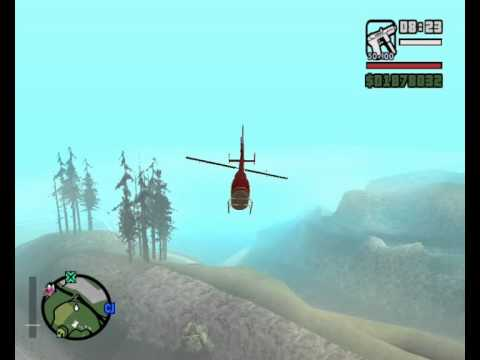 GTA SA PC  Misterios |  #1 Monstruo del Lago Ness (Loquendo)