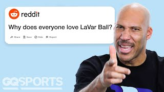 LaVar Ball Goes Undercover on Reddit, YouTube, Twitter and Wikipedia | Actually Me | GQ Sports
