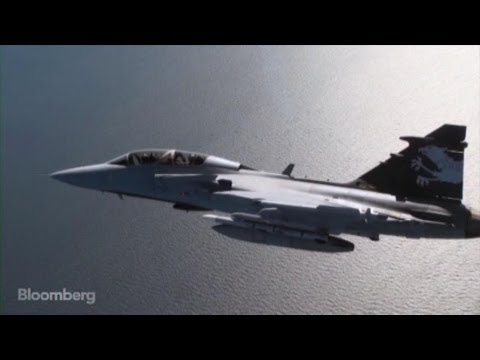 Saab Gripen Jet Too Pricey for Europe's Richest Nation?