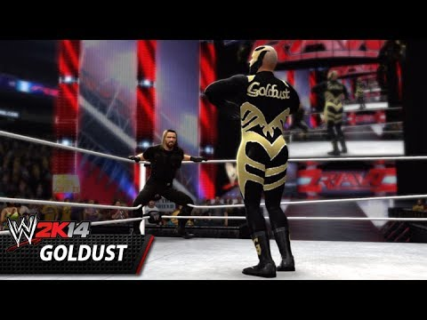 WWE 2K14 Community Showcase: Goldust (Xbox 360)