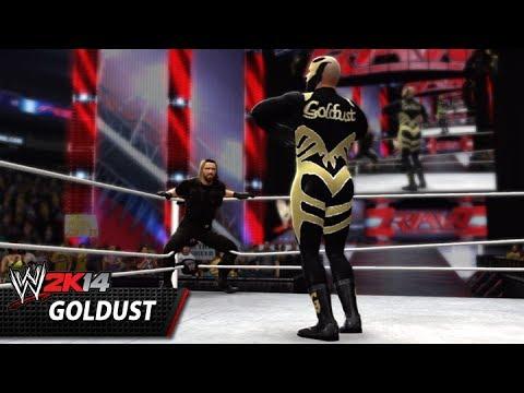 WWE 2K14 Community Showcase: Goldust (Xbox 360)