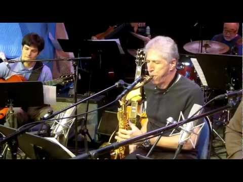 Big Band Meets Bossa Nova - Day by Day with Bret Primack 10/4/11