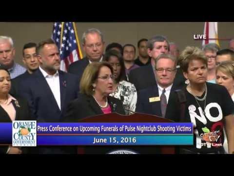 Orange County Inter-Faith Press Conference