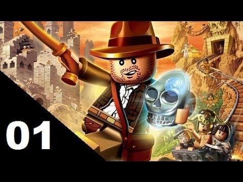 LEGO Indiana Jones 2 : L'aventure continue #01   Désordre au Hangar