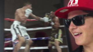 Mikey Garcia Gives Back To His Fans Right Before Title Fight - esnews boxing