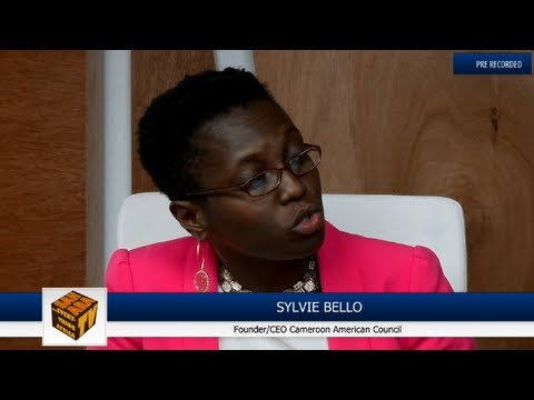 Sylvie Bello CAC Founder - Updates SaharaTV On The U.S Immigration Reform
