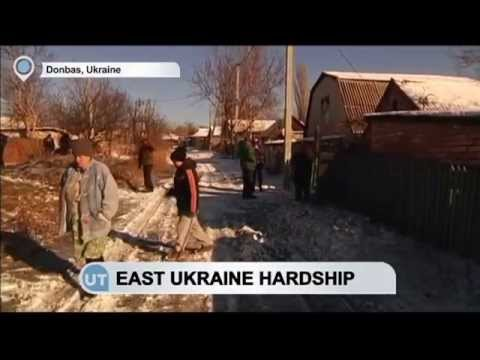 UN: Occupied East Ukraine facing humanitarian catastrophe as winter woes mount