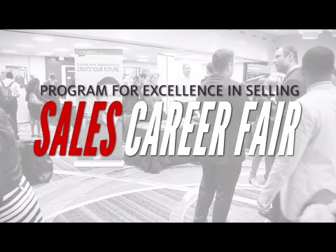 Program for Excellence in Selling: ...